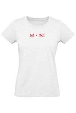 T-shirt St Valentin