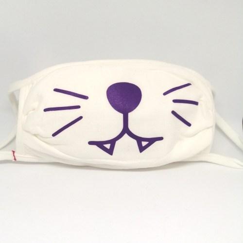 Masque barrière : masque chat-CH9