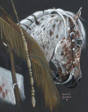 Cowboy - Soft Pastel