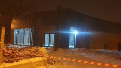 Банк который очень похож на пивной магазин возводится в Балаково