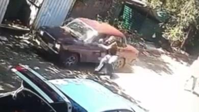 В Балаково водитель-наркоман протащил при задержании полицейского по земле