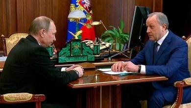 Путин объявил Радаеву замечание