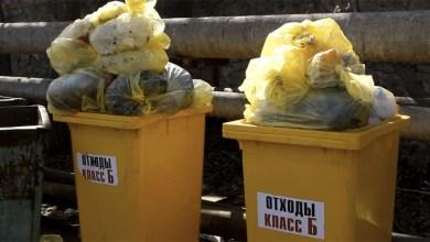 В Балаково и по всему региону медики нарушали правила утилизации коронавирусных отходов