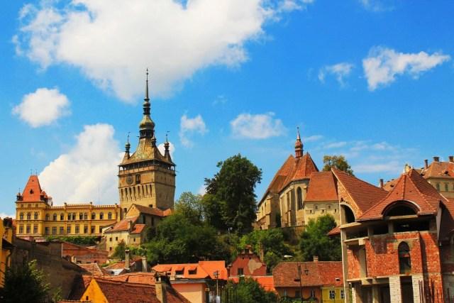 top orașe din transilvania
