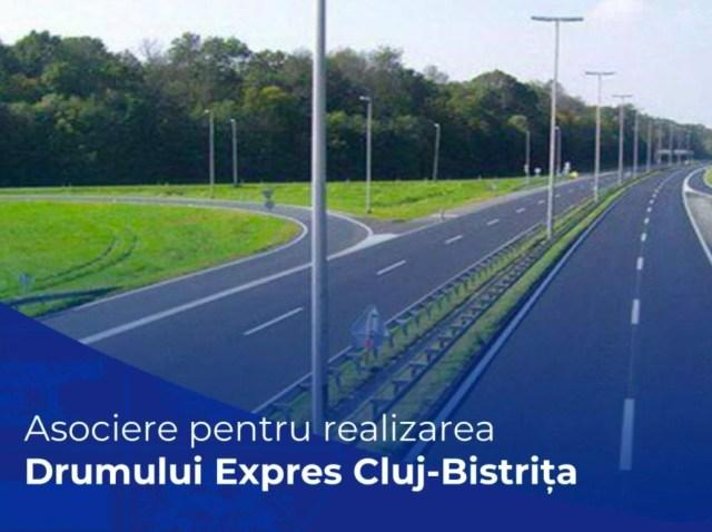 Drum expres Cluj Bistrita