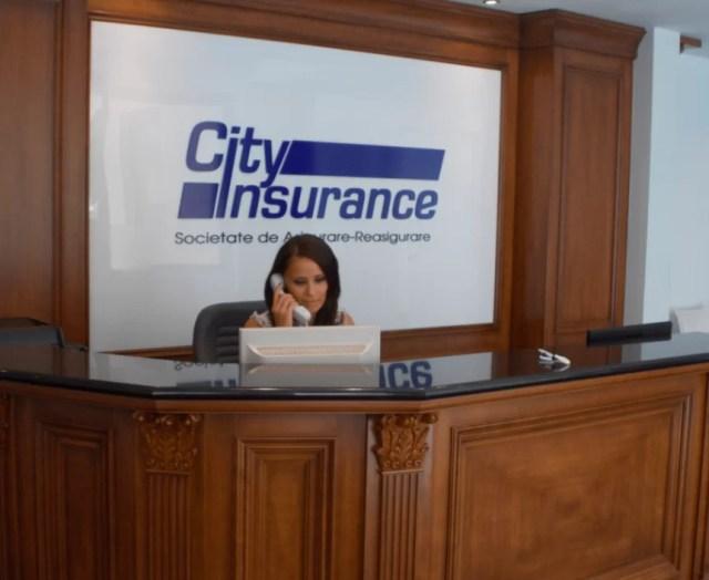 Sanctiuni aplicate asiguratorului City Insurance