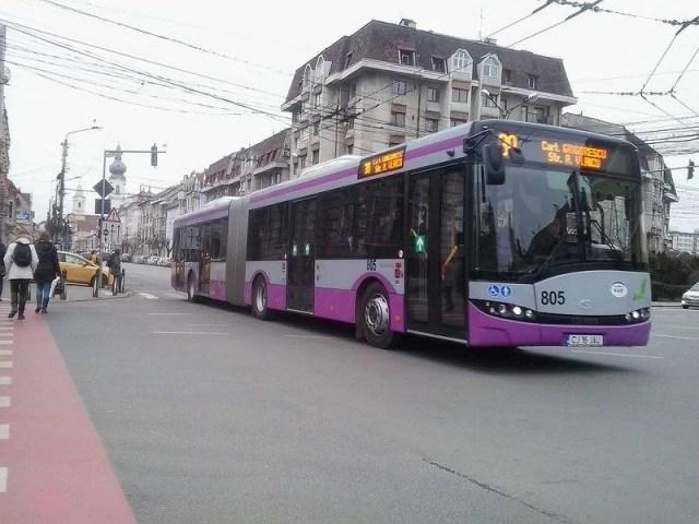 gratis autobuz vineri cluj
