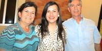 Tânia Bozza é a nova presidente do Rotary  Sítio Cercado