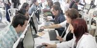 Quase 6mil pessoas são contratadas  no Mutirão do Emprego Temporário