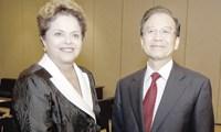 Ministro chinês aponta medidas para melhorar o Brasil