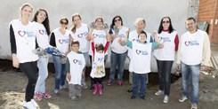 Instituto Joanir Zonta realiza mutirão  na primeira escola inclusiva de Curitiba