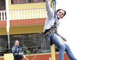 Guarda Municipal realiza atividades com crianças e adolescentes