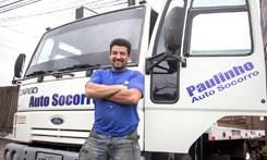 Com crédito da Fomento Paraná, mecânico compra guincho e vê número de clientes disparar
