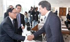 Richa quer fortalecer parcerias econômicas com Vietnam