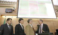 Sessão da Câmara Municipal marca processo  de aprovação do Plano Diretor de Curitiba