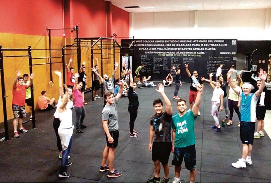 Academia de CrossFit cresce com apoio da Fomento Paraná