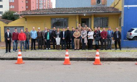 ACCR agradece parceiros que colaboraram para a instalação da Cia da PM