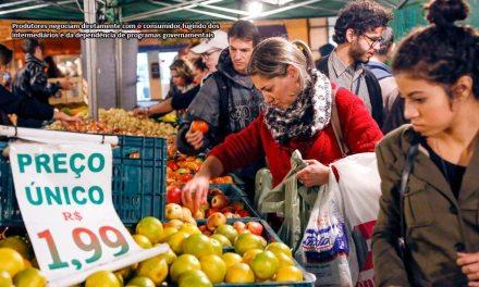 Feira gera empregos e ajuda agricultura familiar