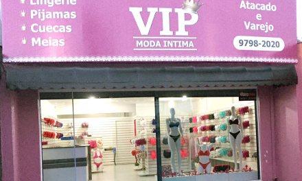 VIP Moda Íntima – Uma loja com visão para o mundo