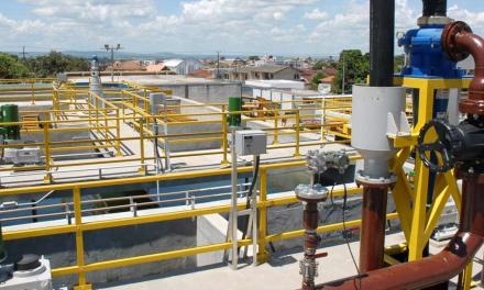 Obra afeta abastecimento em 11 bairros de Curitiba e Almirante Tamandaré