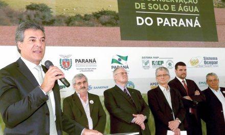 Programa mobiliza agricultores em prol da conservação de solo e água