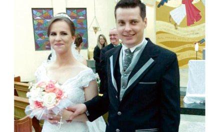Casamento de Janaina e Adriano