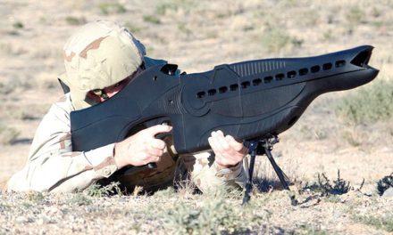 10 armas não letais muito loucas que já estão em atividade