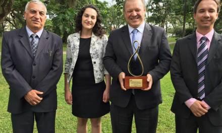 Copel recebe prêmio de melhor distribuidora da América Latina