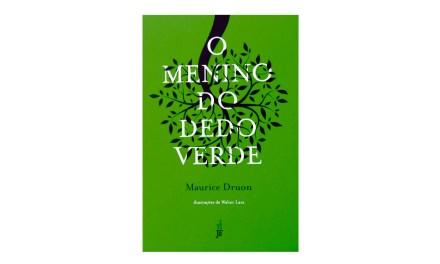 Livro: O menino do dedo verde