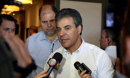 Richa afirma que manterá apoio do Estado aos municípios