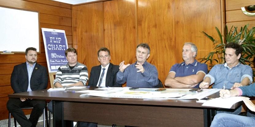 PROS Paraná reúne Executiva e Lideranças e define estratégias para 2018
