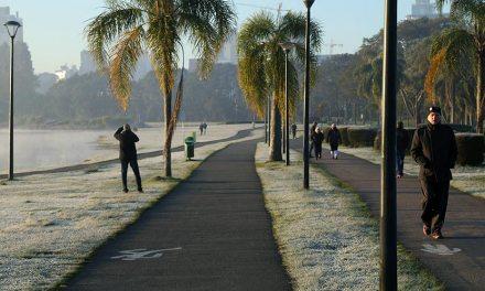 Paraná prossegue sob frio intenso nesta quarta e quinta-feira