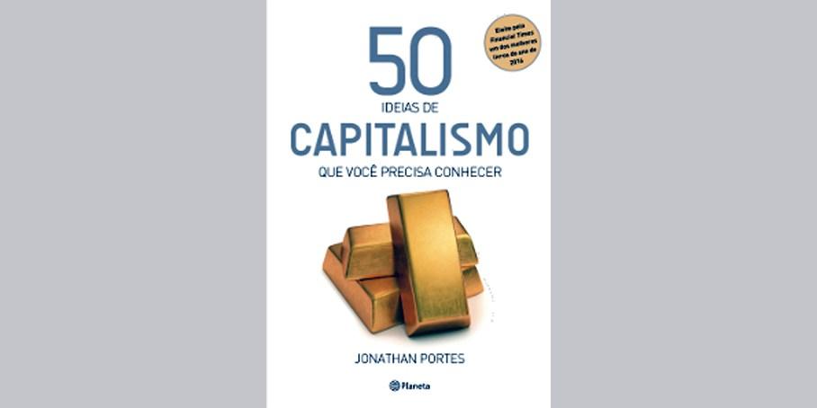 Livro: 50 ideias de capitalismo