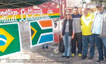 Encontro Afrobrasileiro na Praça Zumbi