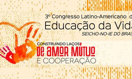 Seicho-No-Ie do Brasil promove evento de grande significado para a educação brasileira