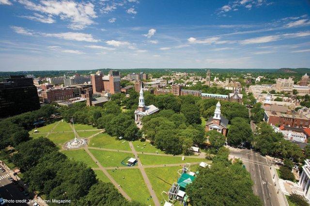 10 - New Haven - Estados Unidos