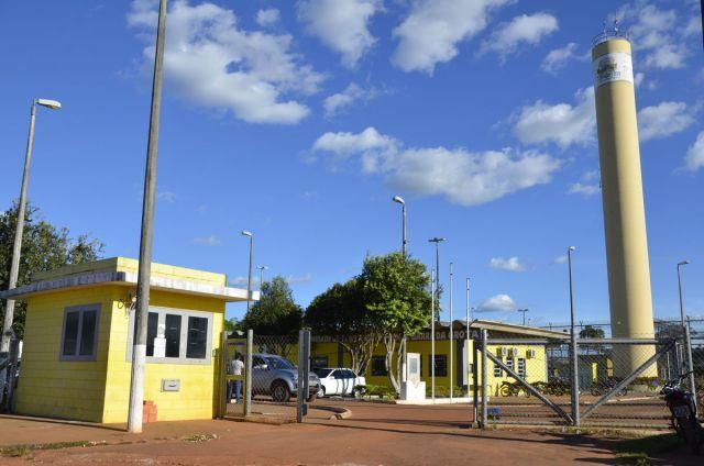 Unidade de Tratamento Penal Barra da Grota em Araguaína. Miller Freitas/Governo do Tocantins