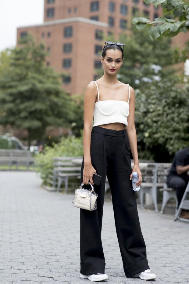 6f582d170 Moda Gazeta: Bolsas pequenas são tendência em NY: saiba como usar no ...