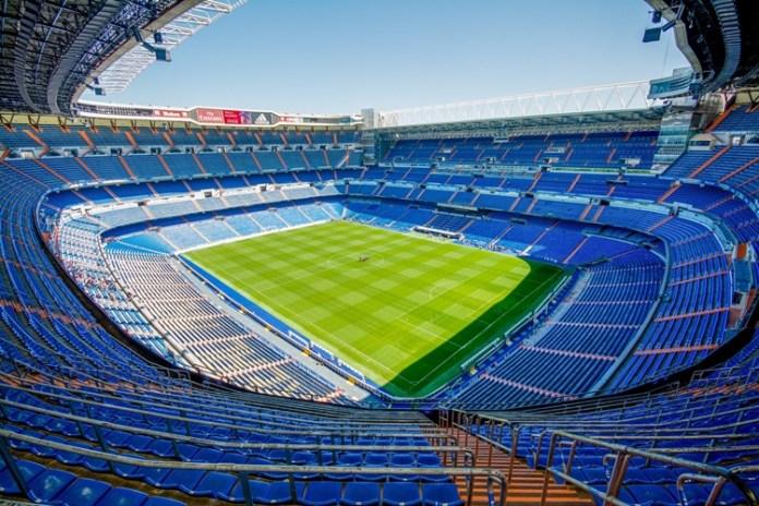 Estádio na Espanha. Foto: Pixabay