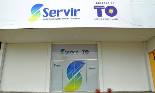 Nova unidade do Servir fica localizada na 103 sul Avenida JK, nº162
