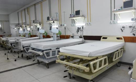 Os dez leitos de UTI Covid do Hospital Regional de Porto Nacional já estão aptos a atender pacientes