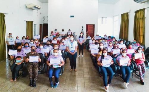 FOTOS: Divulgação/Sejusc