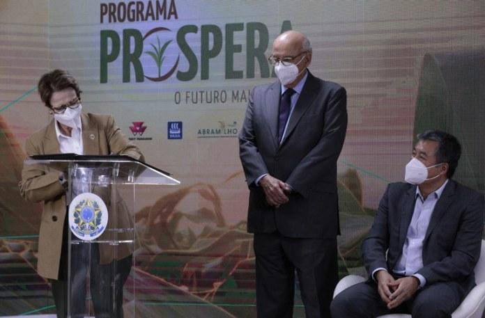 Prospera expande parceiros para capacitação de pequenos produtores de milho do Nordeste