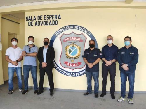 FOTO: Divulgação/Seap