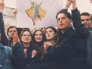 studentet protestat e Unionit SHLP prizren burgosur