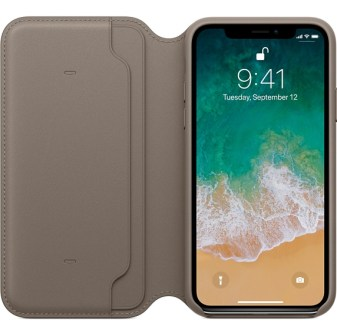 iphone x iphone 8 folio cover