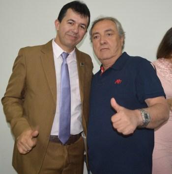 Aleandro e Gilmar Nogueira