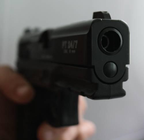 PLOIEȘTI/Opriți cu focuri de armă