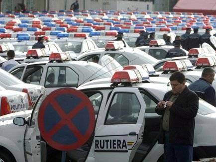 1.000 de permise reținute și 15.000 de amenzi date de Poliţia Rutieră în 3 zile
