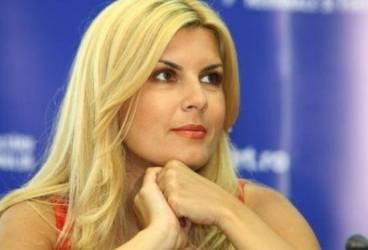 Ce mărţişor vrea Elena Udrea